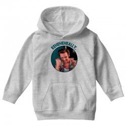 ace ventura reheheheally Youth Hoodie | Artistshot
