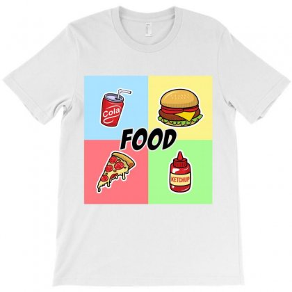 Food T-shirt Designed By Hasret