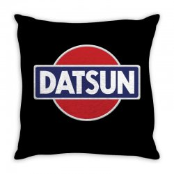 datsun Japan Throw Pillow | Artistshot