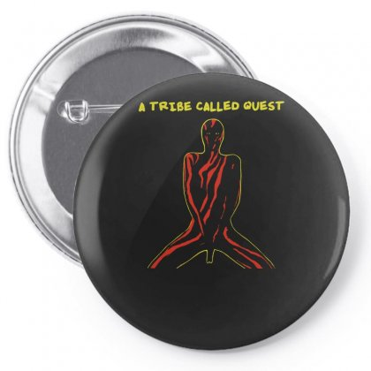 A Tribe Called Quest Pin-back Button Designed By Mdk Art