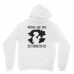 Best Team There is Classic Mother and Son Crew Neck Pullover Sweatshirt Mother and Son