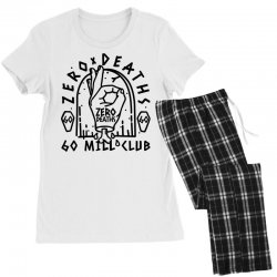 pewdiepie zero deaths 60 mill club Women's Pajamas Set | Artistshot