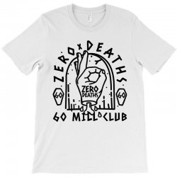 pewdiepie zero deaths 60 mill club T-Shirt | Artistshot