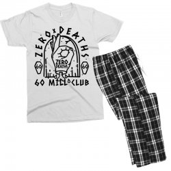 pewdiepie zero deaths 60 mill club Men's T-shirt Pajama Set | Artistshot