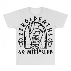pewdiepie zero deaths 60 mill club All Over Men's T-shirt | Artistshot