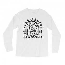pewdiepie zero deaths 60 mill club Long Sleeve Shirts | Artistshot