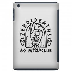 pewdiepie zero deaths 60 mill club iPad Mini Case | Artistshot