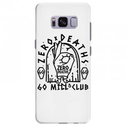 pewdiepie zero deaths 60 mill club Samsung Galaxy S8 Plus Case | Artistshot