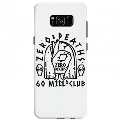 pewdiepie zero deaths 60 mill club Samsung Galaxy S8 Case | Artistshot