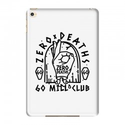 pewdiepie zero deaths 60 mill club iPad Mini 4 Case | Artistshot