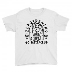pewdiepie zero deaths 60 mill club Youth Tee | Artistshot