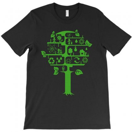 Ecology Club T-shirt Designed By Yesairish