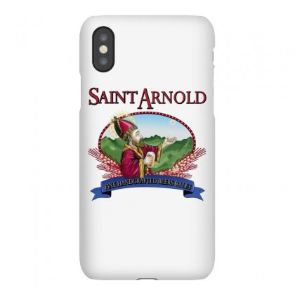 Saint Arnold Iphonex Case Designed By Yesairish