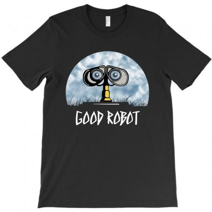 Good Robot T-shirt Designed By Yesairish