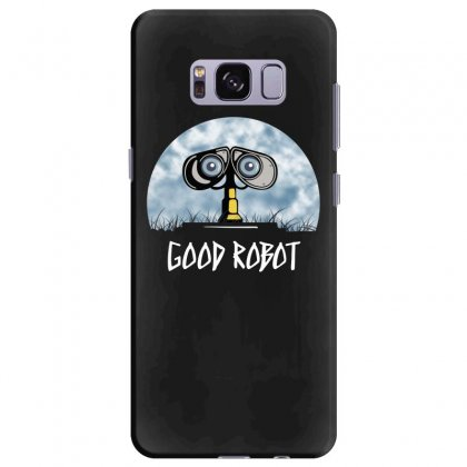 Good Robot Samsung Galaxy S8 Plus Case Designed By Yesairish
