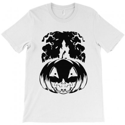 Halloween T-shirt Designed By Blqs Apparel