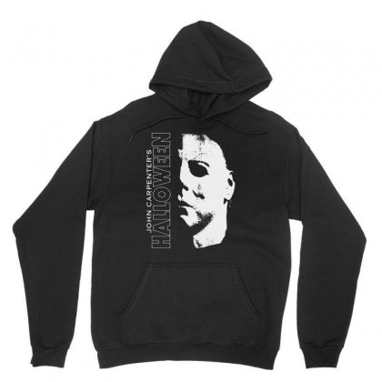 Halloween Michael Myers Unisex Hoodie Designed By Blqs Apparel