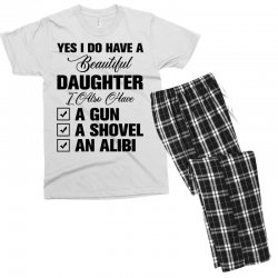yes i do have a beautiful Men's T-shirt Pajama Set | Artistshot