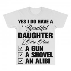 yes i do have a beautiful All Over Men's T-shirt | Artistshot