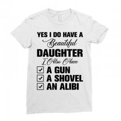 yes i do have a beautiful Ladies Fitted T-Shirt | Artistshot