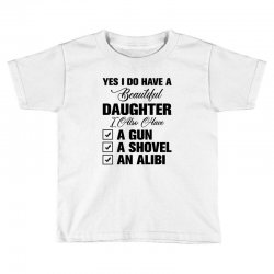 yes i do have a beautiful Toddler T-shirt | Artistshot
