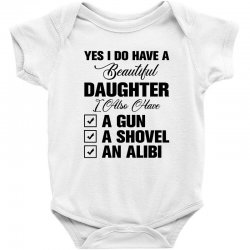 yes i do have a beautiful Baby Bodysuit | Artistshot