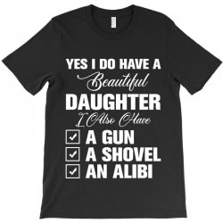 yes i do have a beautiful for dark T-Shirt | Artistshot