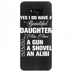 yes i do have a beautiful for dark Samsung Galaxy S8 Case | Artistshot