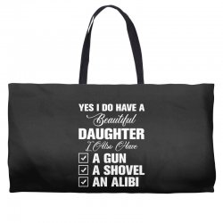 yes i do have a beautiful for dark Weekender Totes | Artistshot