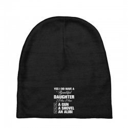 yes i do have a beautiful for dark Baby Beanies | Artistshot