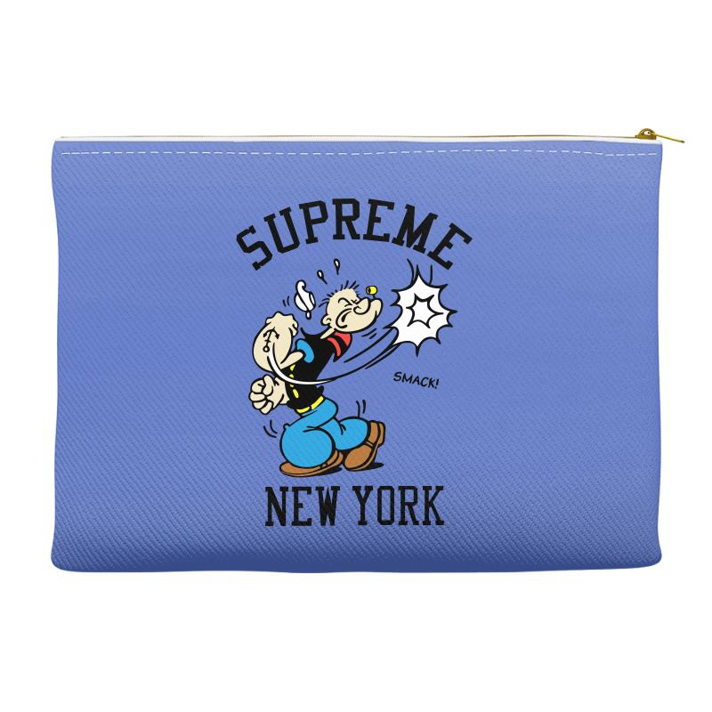 102126d68 Custom Popeye Supreme Accessory Pouches By Kizaide - Artistshot