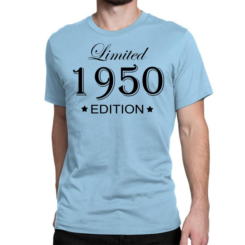 Limited Edition 1950 Classic T-shirt | Artistshot