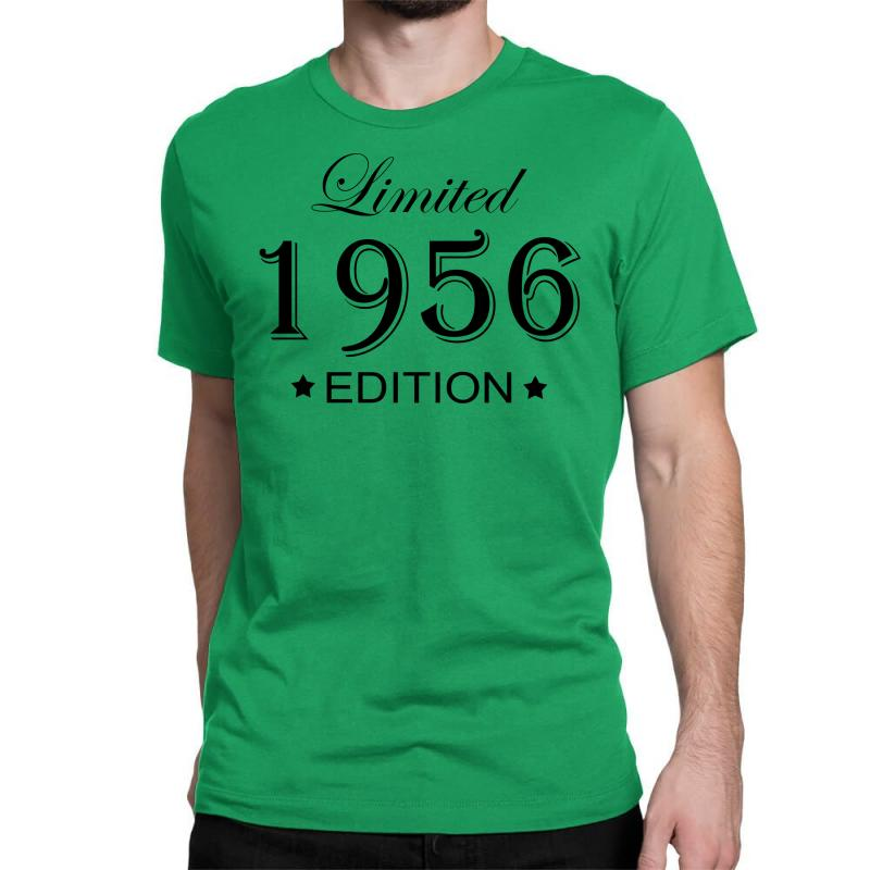 Limited Edition 1956 Classic T-shirt | Artistshot