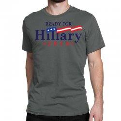 Ready For Hillary 2016 Classic T-shirt | Artistshot