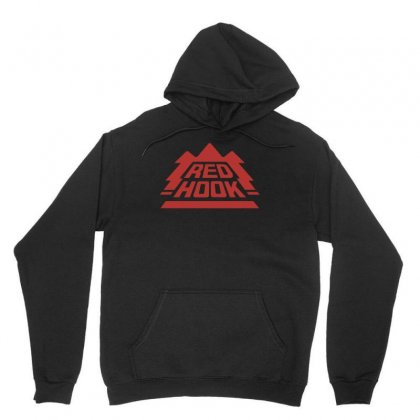 Redhook Unisex Hoodie Designed By Banapeth