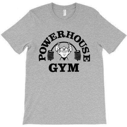 Powerhouse Gym T-shirt Designed By Banapeth
