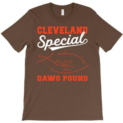 Cleveland Special Dawg Pound T-shirt Designed By Toweroflandrose