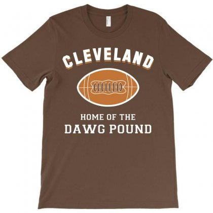 Cleveland T-shirt Designed By Toweroflandrose