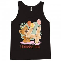 4st Birthday Boy Tank Top | Artistshot