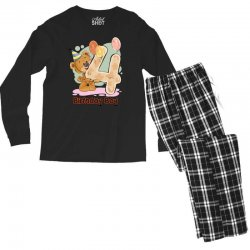 4st Birthday Boy Men's Long Sleeve Pajama Set | Artistshot