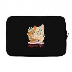 4st Birthday Boy Laptop sleeve | Artistshot