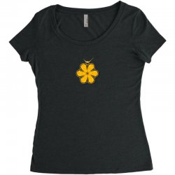 necklace Women's Triblend Scoop T-shirt | Artistshot