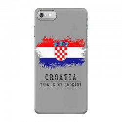 Croatia iPhone 7 Case | Artistshot
