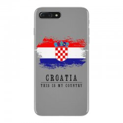 Croatia iPhone 7 Plus Case | Artistshot