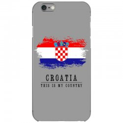 Croatia iPhone 6/6s Case | Artistshot