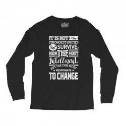Strongest Species Long Sleeve Shirts | Artistshot