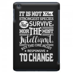 Strongest Species iPad Mini Case | Artistshot