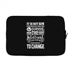 Strongest Species Laptop sleeve | Artistshot