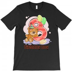 8ST BIRTHDAY BOY T-Shirt | Artistshot