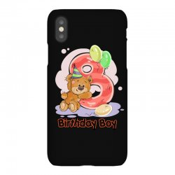 8ST BIRTHDAY BOY iPhoneX Case | Artistshot